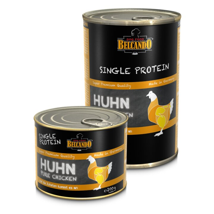 Belcando Single Protein Huhn 6x400g