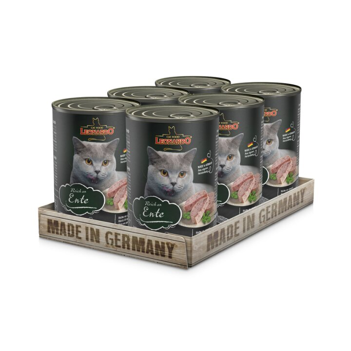 Leonardo Quality Selection Ente 6x400g